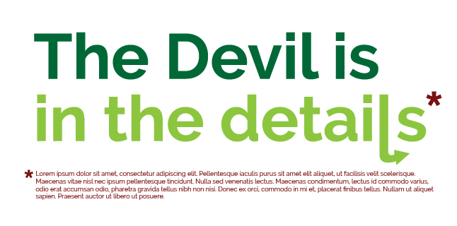 Image: The devil is in the detail of your content
