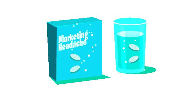 marketing headaches