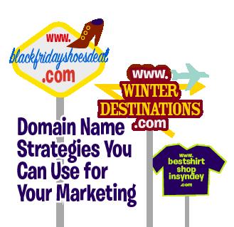 Domain Name Strategies