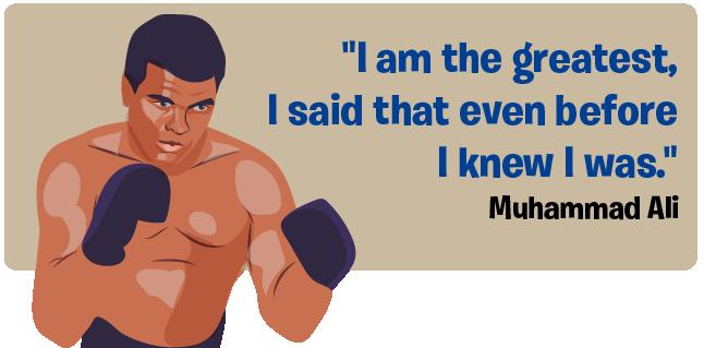 Muhammad Ali Mission Statement