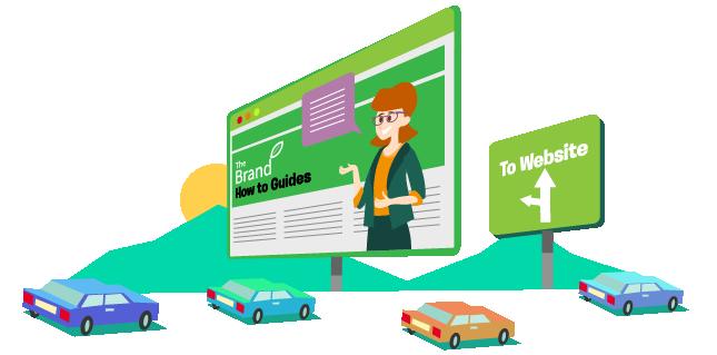 drive up website traffic
