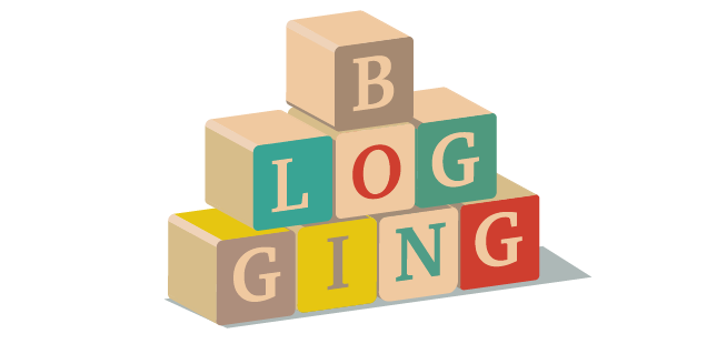 blogging doesn't need to be compilated