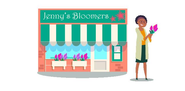 Jenny - florist