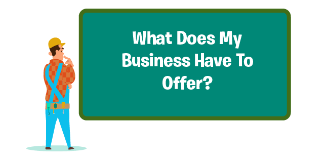 which does my business have to offer