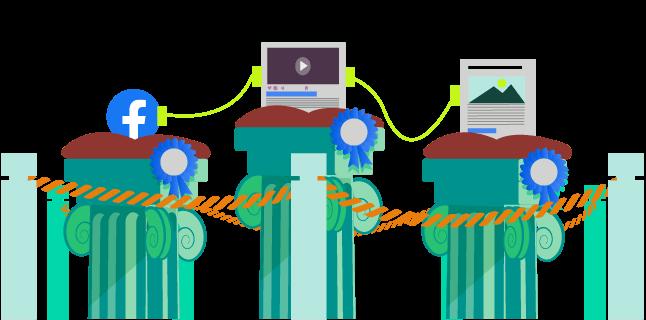 Creating a natural link profile