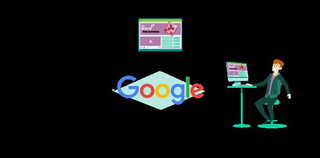 Making it easier for Google
