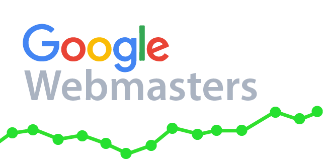 Google Webmasters tracking