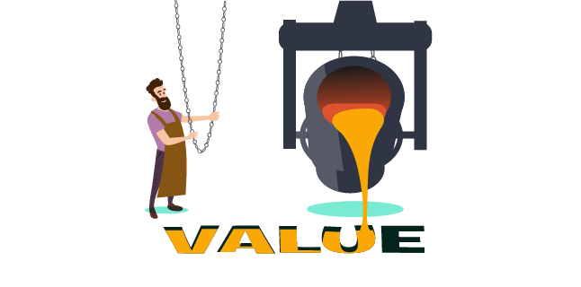 Forge valuable connections