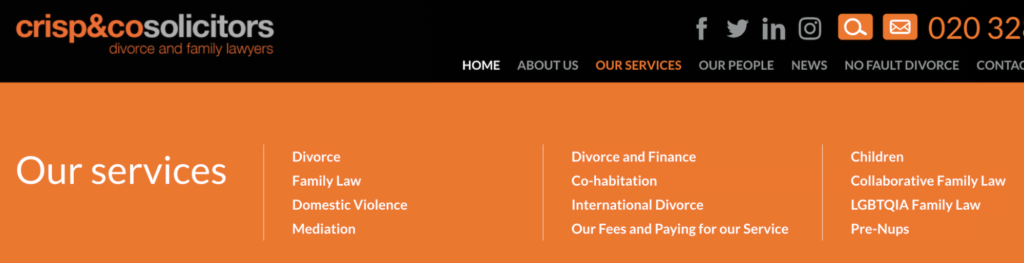 solicitor services
