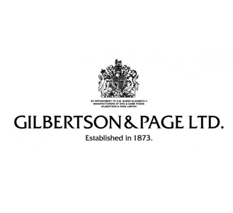 Company Logo Gilbertson Page Ltd