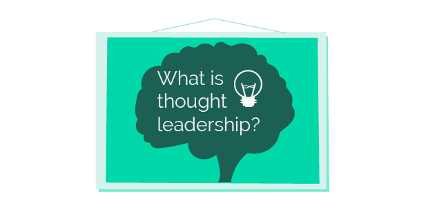 Image: What is thought leadership?