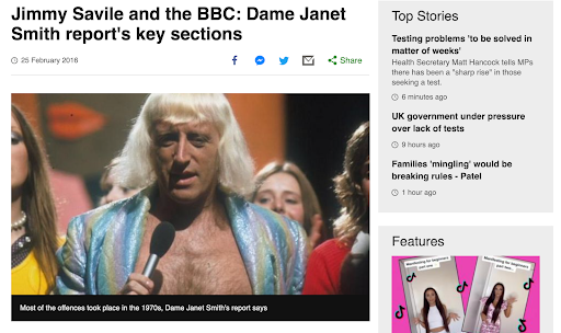 BBC Article