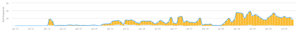 Paid search and traffic