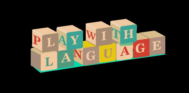 Image: Play with language