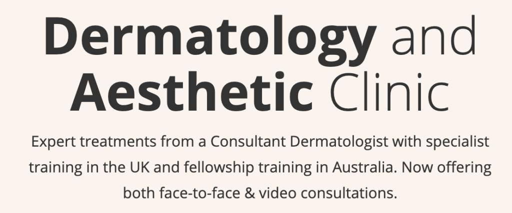 Dr Nicole Dermatology Website nHeadline