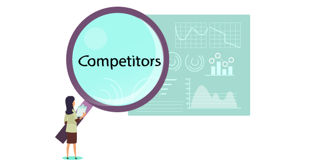 Image: Keeping an eye on your competitors