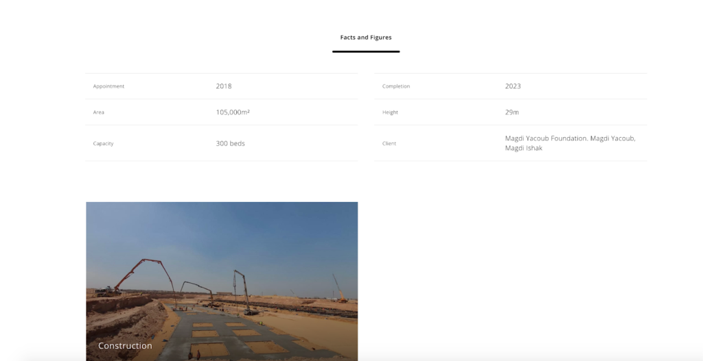 foster and partners projects page