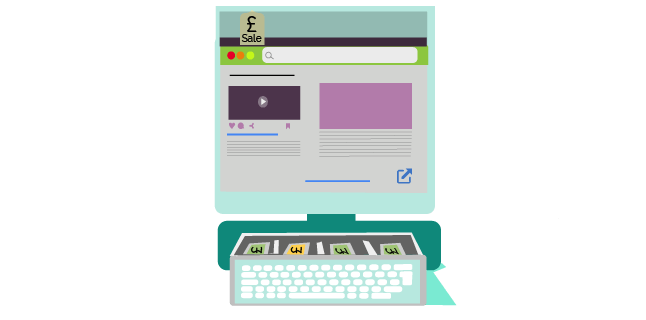 Image: Website and content are your virtual sales assistants