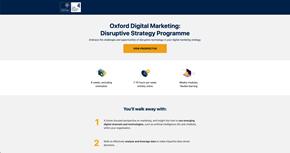 Seo competitor analysis murray dare marketing consultancy Oxford Vs Cambridge University 3