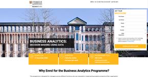 Seo competitor analysis murray dare marketing consultancy Oxford Vs Cambridge University 2