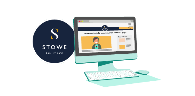 Image: Stowe Family Law Blog Child Maintenance Article