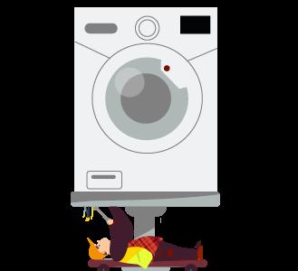 washing machine repair competitor analysis seo