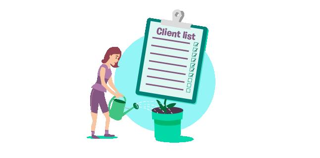 Image: Grow your client list - architecture business development