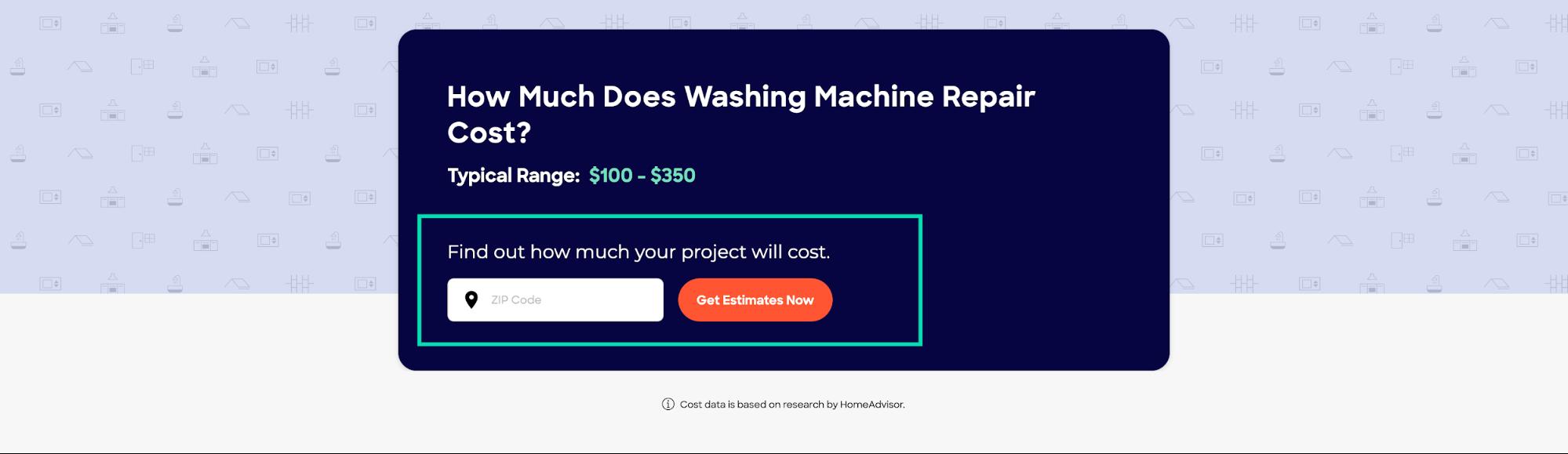 murray dare competitor analysis example washing machine repair company comparison 13