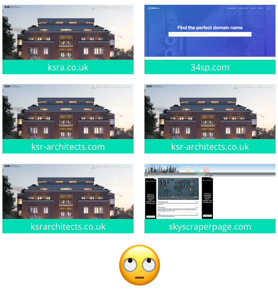 website analysis architecture firm murray dare marketing consultancy 12
