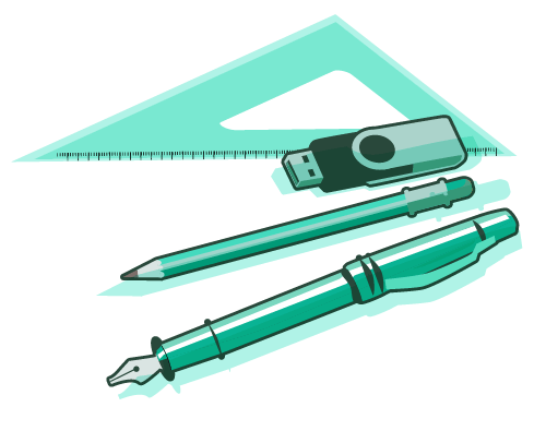 Specialist advice, image showing stationary