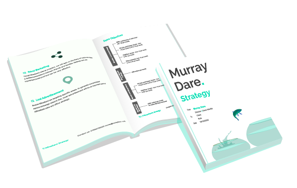 Marketing strategy book