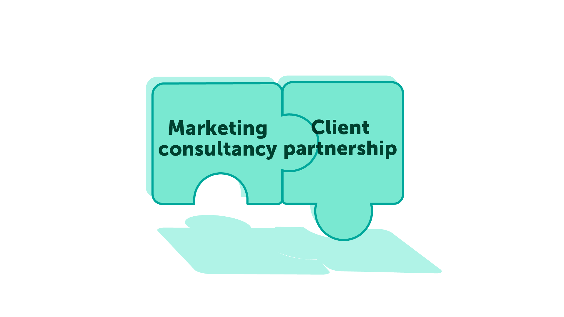 Image: Marketing consultancy and client partnership