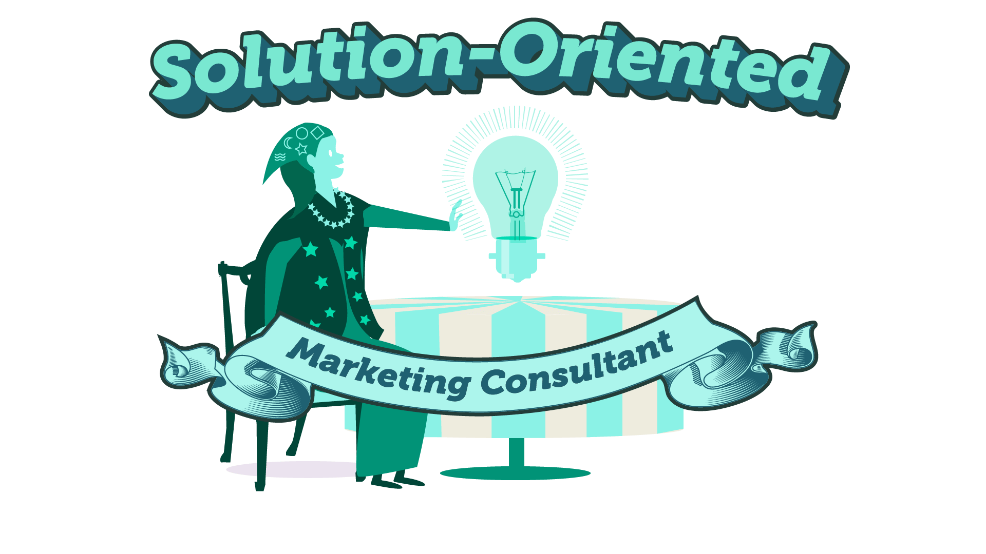 IMAGE: Solution-Oriented Marketing Consultant