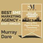 marketing award best sme marketing agency