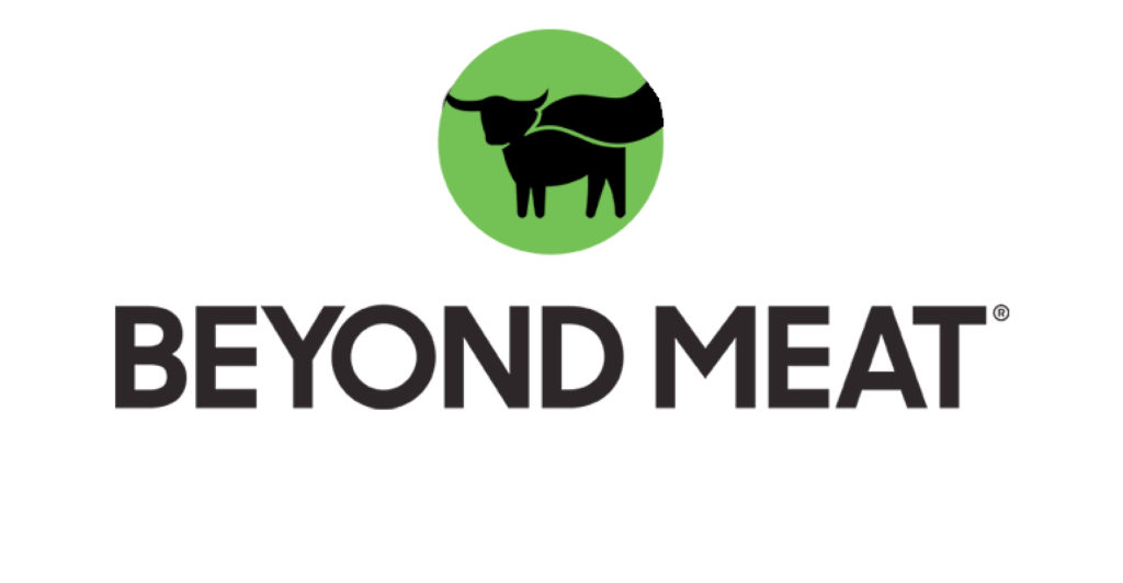 Beyond Meat logo - cow wearing a superhero cape - enemy centric marketing - how to define a brand enemy